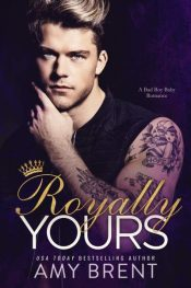 bargain ebooks Royally Yours Romance by Amy Brent