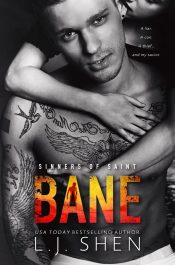 bargain ebooks Bane New Adult Romance by L.J. Shen
