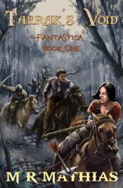 bargain ebooks Taerak's Void Fantasy Adventure by M. R. Mathias