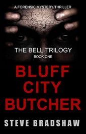 bargain ebooks The Bluff City Butcher Thriller by Steve Bradshaw