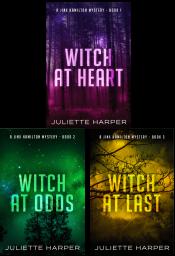 bargain ebooks The Jinx Hamilton Starter Pack - Books 1-3 Urban Fantasyby Juliette Harper