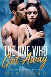bargain ebooks The One Who Got Away Contemporary Romance by Mia Ford