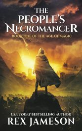 amazon bargain ebooks The People's Necromancer High Fantasy by Rex Jameson