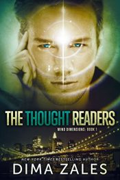 amazon bargain ebooks The Thought Readers Science Fiction by Dima Zales & Anna Zaires