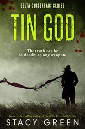 bargain ebooks Tin God Mystery by Stacy Green